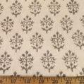 Cotton-Olive-Floral-Print