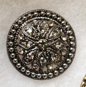 Grace-antique-silver-button
