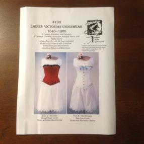 Ladies-Victorian-Underwear-