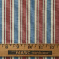 Rayon-Blend-woven-red-blue-