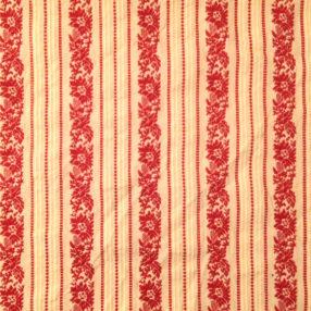 Red-cotton-stripe
