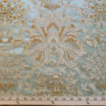Silk Damask Celadon Green