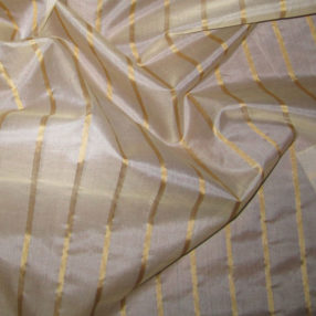 Silk-Organza-Stripe-Gold