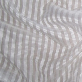 Silk-Organza-Stripe-White