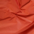 Silk Taffeta Flame Orange