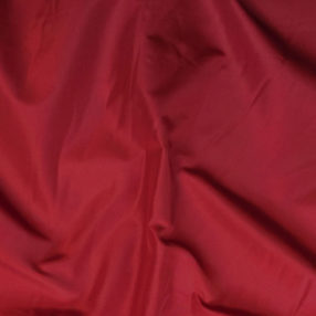 Silk-Taffeta-Ruby-Red