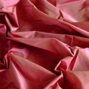 Silk taffeta Rose