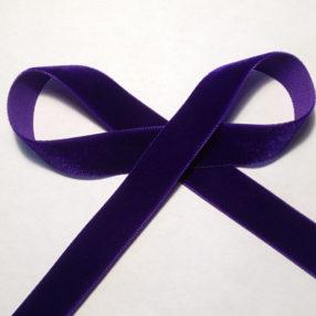 Velvet-ribbon-Royal-Purple-