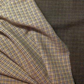 Wool-Plaid-double-face-gray