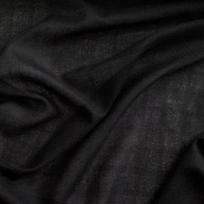 Wool Windowpane Black