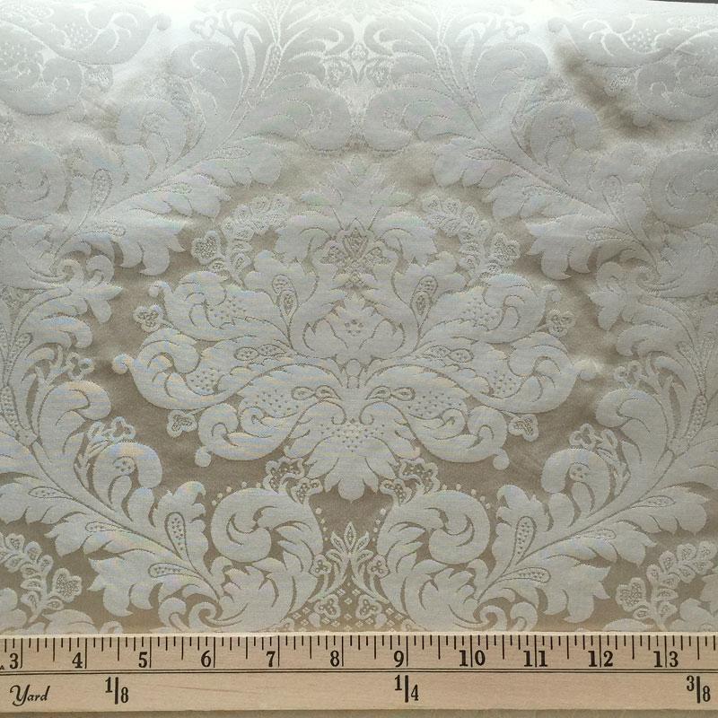 pearl silk damask renaissance fabrics
