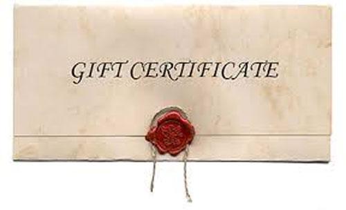 gift certificate renaissance fabrics